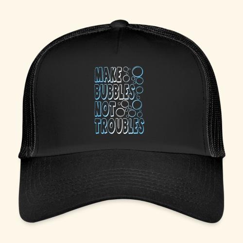 Bubbles001 - Trucker Cap