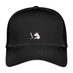 Unicorn Work - Trucker Cap