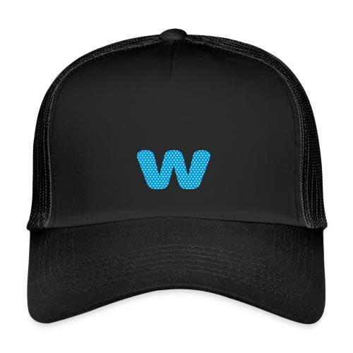 Logo kun W - Trucker Cap