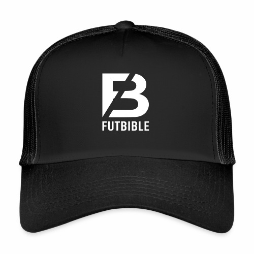 FUTBIBLE LOGO - Trucker Cap