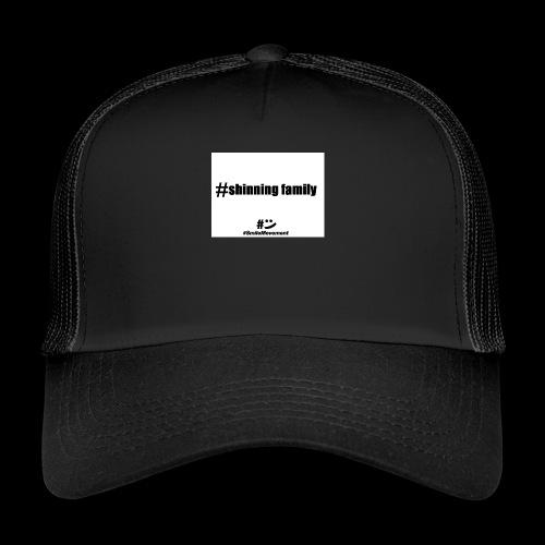 shinning family - Trucker Cap