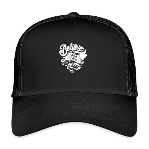 Believe in your best levels 2016 Shirt Men - Trucker Cap