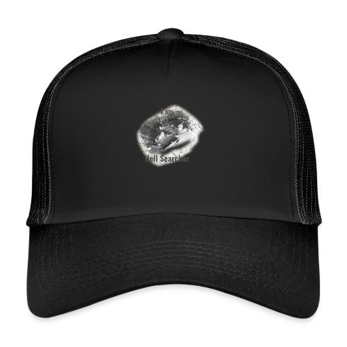 I am Hell Searcher, T-Shirt Women - Trucker Cap