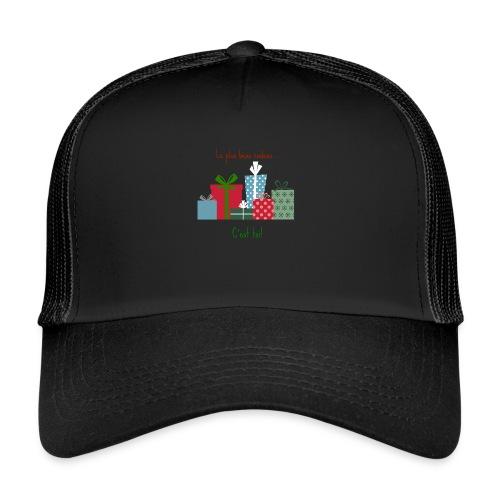 Le plus beau cadeau - Trucker Cap