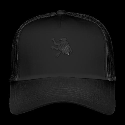 Nörthstat Group ™ Black Alaeagle - Trucker Cap