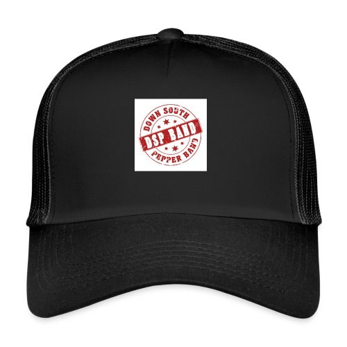 DSP band logo - Trucker Cap