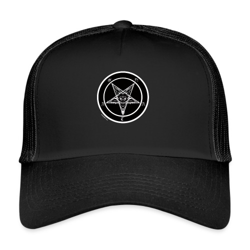 Sigil of Baphomet Satan - Trucker Cap