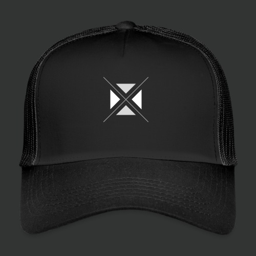 triangles-png - Trucker Cap