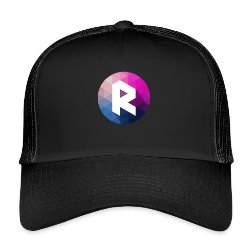 radiant logo - Trucker Cap
