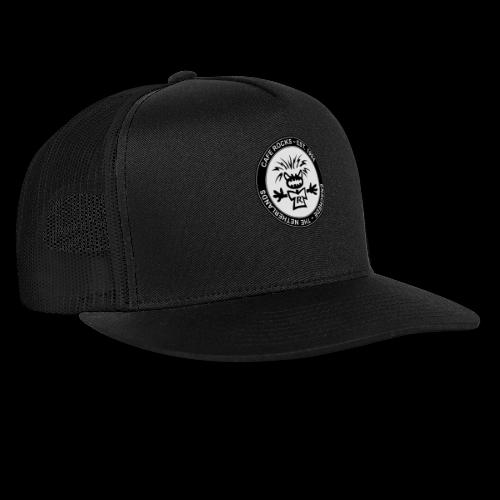 Emblem BW - Trucker Cap
