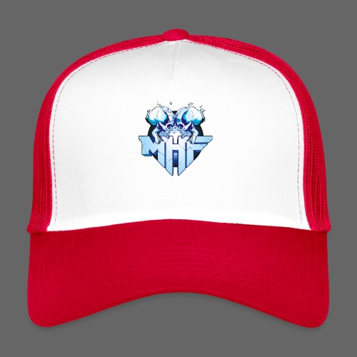 MHF New Logo - Trucker Cap