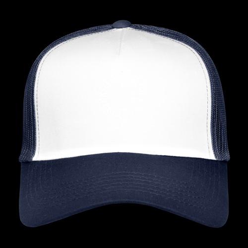 logo hvid png - Trucker Cap