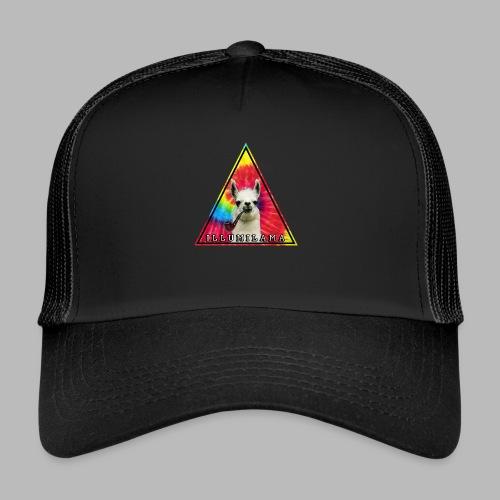 Illumilama logo T-shirt - Trucker Cap