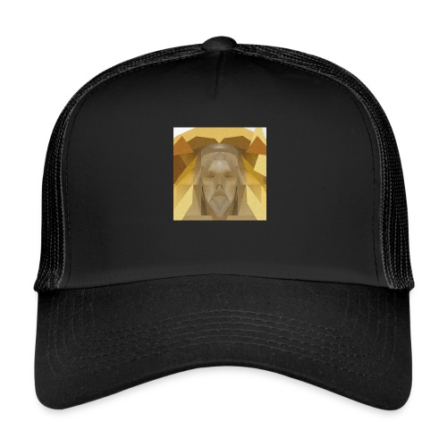 In awe of Jesus - Trucker Cap