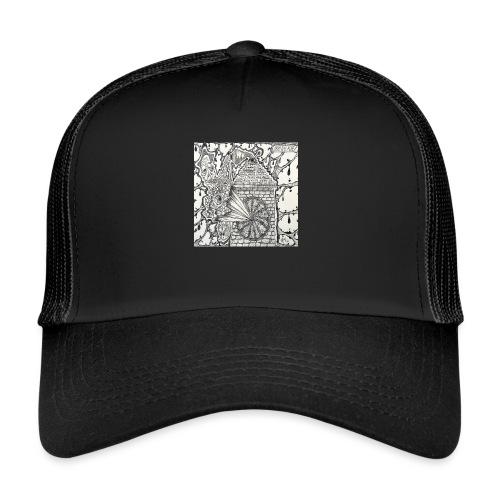 Brain Ache - Trucker Cap