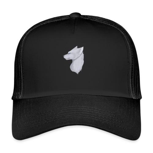 Wolf Bib - Trucker Cap