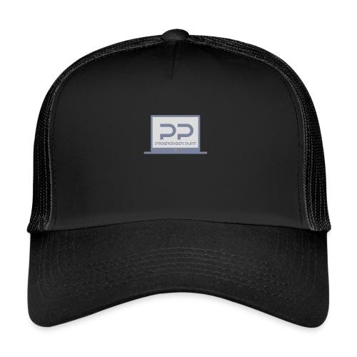 muismat met logo - Trucker Cap