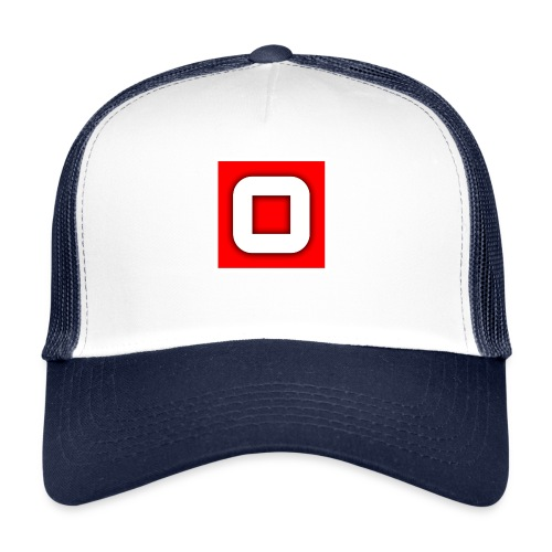 Vanlig Logo (tonåring) - Trucker Cap