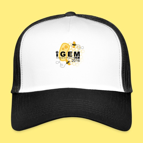 Logo - shirt men - Trucker Cap
