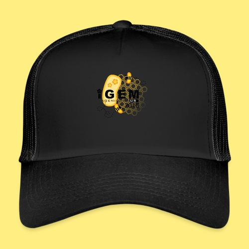 Logo - mug - Trucker Cap