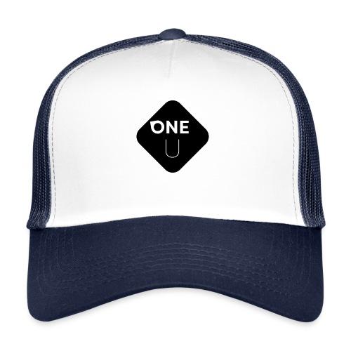 One U - Trucker Cap