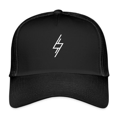 Sort T-Shirt - Trucker Cap