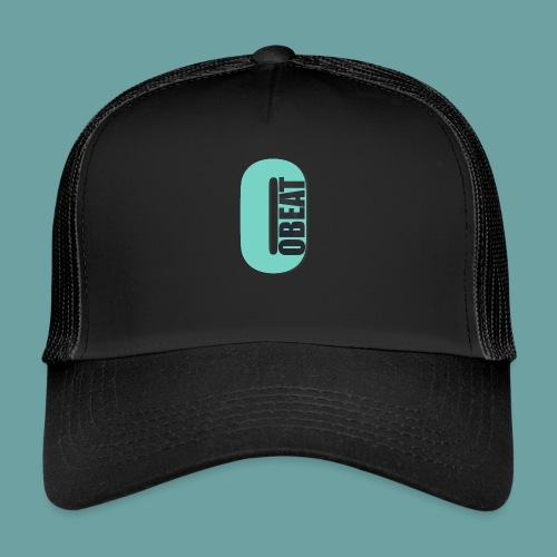 OBeat Logo O - Trucker Cap