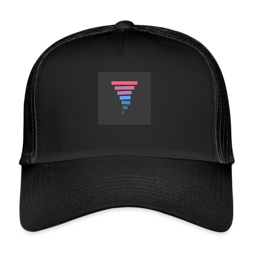 Material Lollipop Design (MKBHD) - Trucker Cap