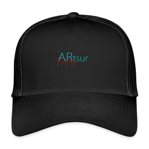 ARtsurKing Logo - Trucker Cap