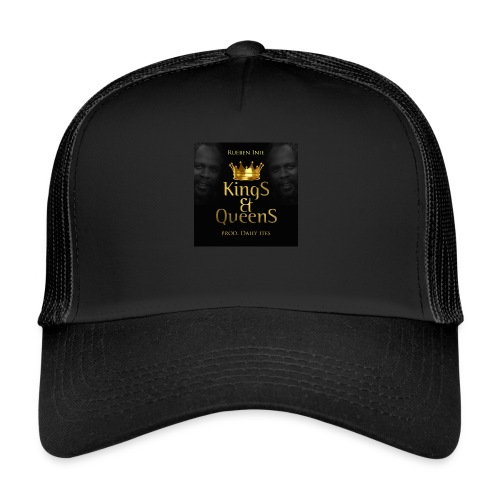 Kings_-_Queens - Trucker Cap