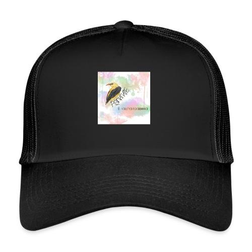 Avligite - Album Art - Trucker Cap