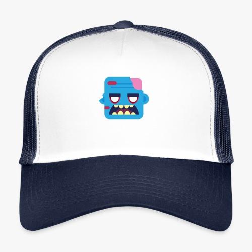 Mini Monsters - Zombob - Trucker Cap