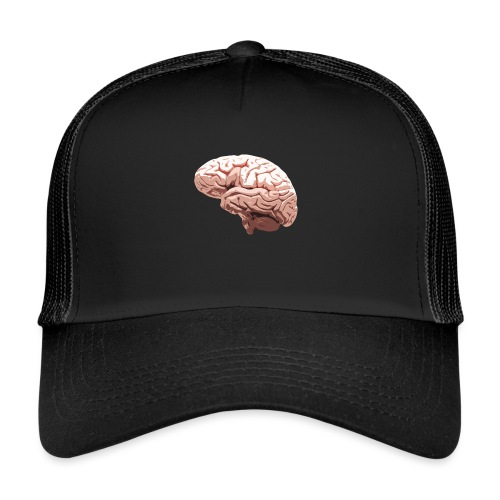 Brain - Trucker Cap