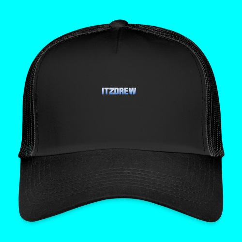 ITZDREW MERCH - Trucker Cap