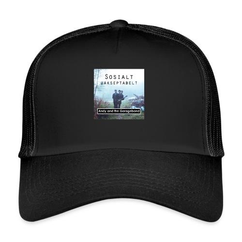 Sosialt Uakseptabelt - Trucker Cap