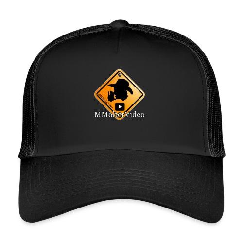 Logo MMolterVideo - Trucker Cap