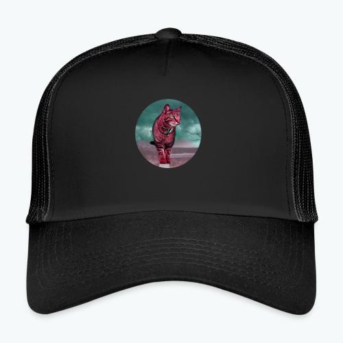 Chat sauvage - Trucker Cap