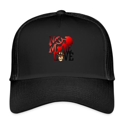 get no love - Trucker Cap