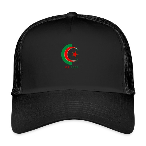 logo 3 sans fond dz1962 - Trucker Cap