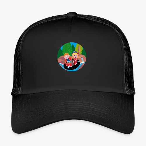 Themepark: Rapids - Trucker Cap