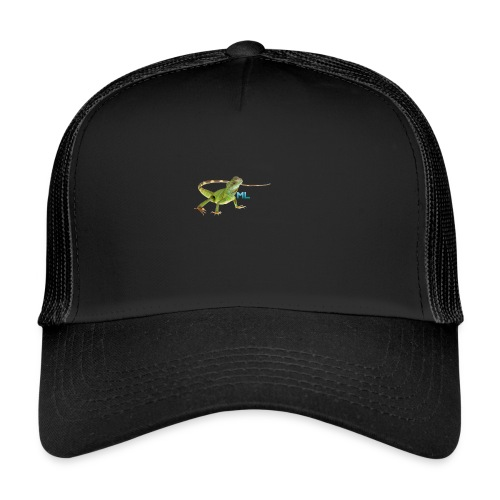 Lizard T-shirt - Trucker Cap