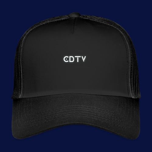 CDTV Hat Logo - Trucker Cap
