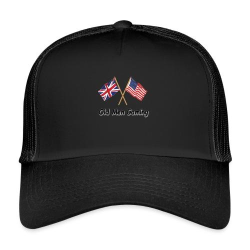 OMG logo - Trucker Cap