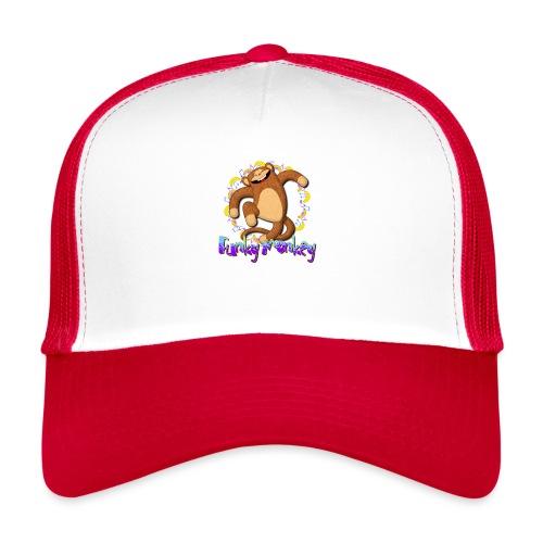 Funky Monkey - Trucker Cap