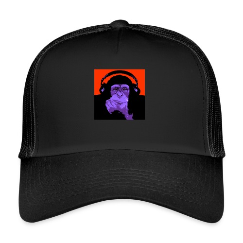 project dj monkey - Trucker Cap