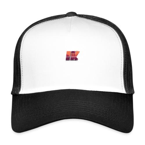 Ishaan Kulkarni Logo (1) - Trucker Cap