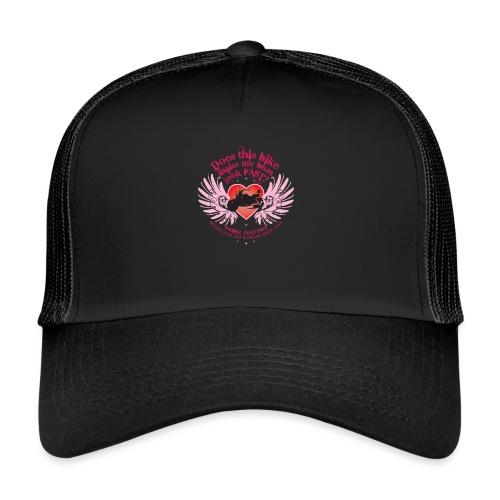 Kabes Fast Bum T-Shirt - Trucker Cap