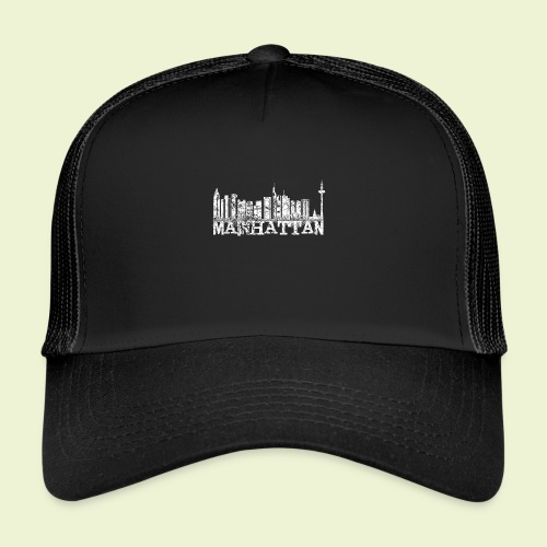 Mainhattan FFM - Trucker Cap
