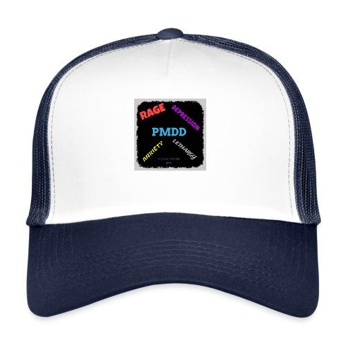 Pmdd symptoms - Trucker Cap