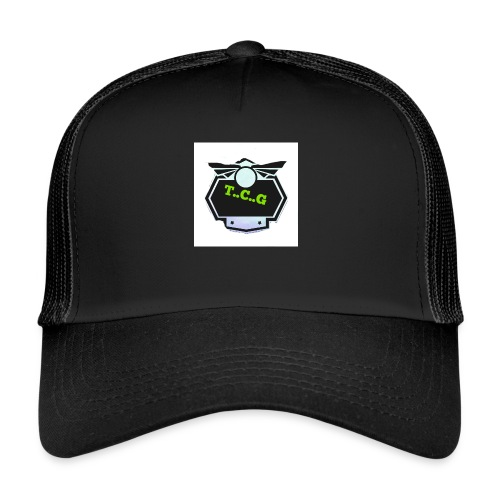 Cool gamer logo - Trucker Cap